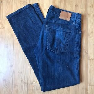 Lucky brand original straight jeans
